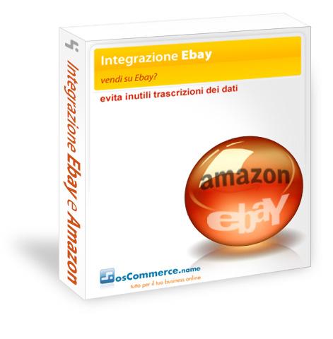 Apri il tuo sito web integrato ad Amazon ed eBay PLATINUM Canone Mensile Nessun limite inserzione